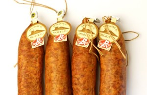 Saucisses de Morteau Label Rouge (x4)