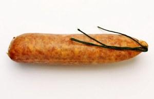 Saucisse au chou fumée ( période hivernale)